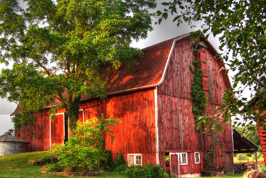 Awesome Historic Barn