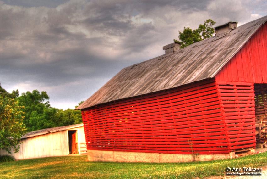 Historical Barn Sister