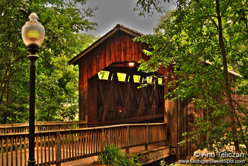Ada Covered Bridge