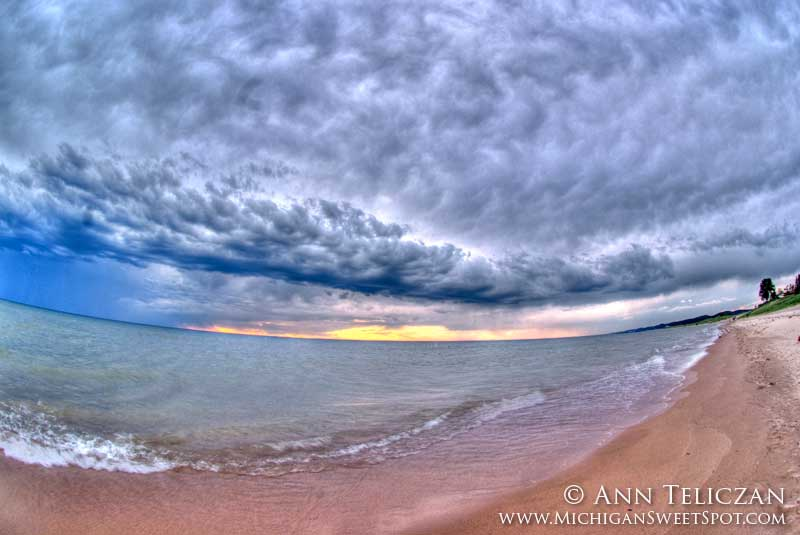 Storm's Coming to Saugatuck
