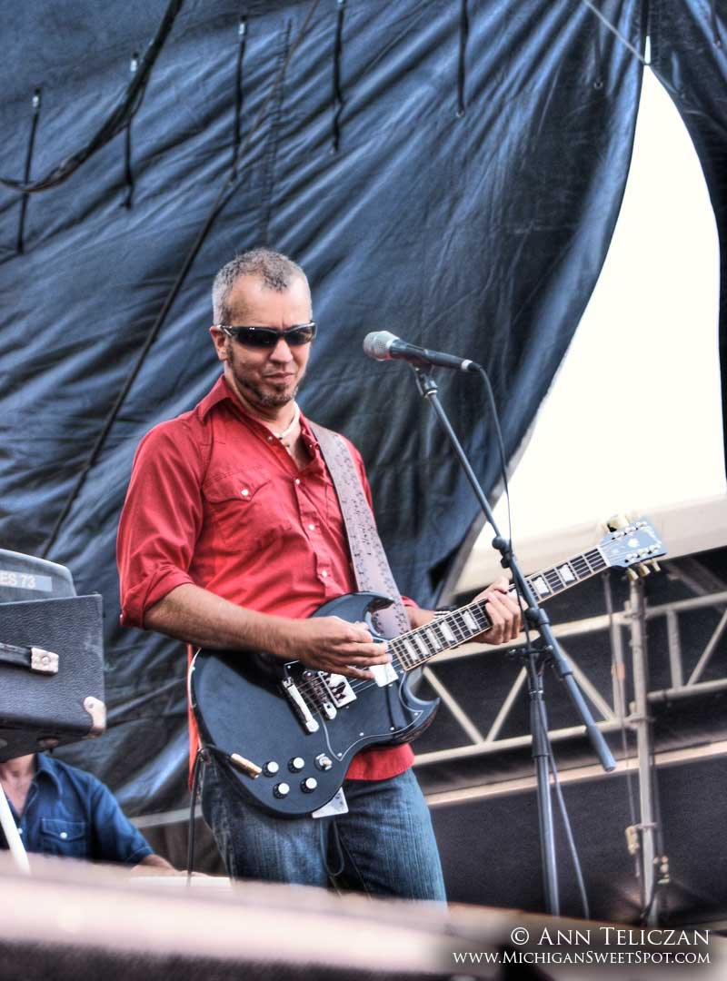 JJ Grey and MOFRO at Rothbury Music Festival