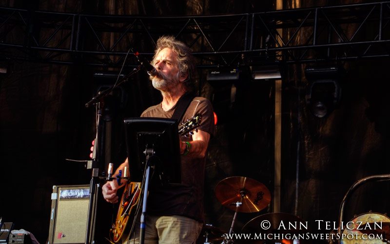 Bob Weir of The Dead, performing at Rothbury Music Festival, July 4, 2009