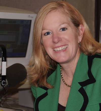 Shelley Irwin of WGVU, 88.5 FM, Monday - Friday 8AM - 10PM