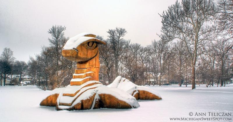 Nessie's Winter Hideaway