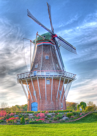 Windmill Island, Holland Michigan