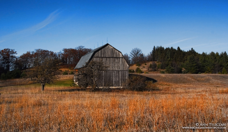 Historic old barn